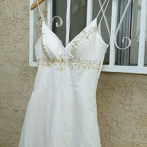 Betsy & Adam wedding gown dress